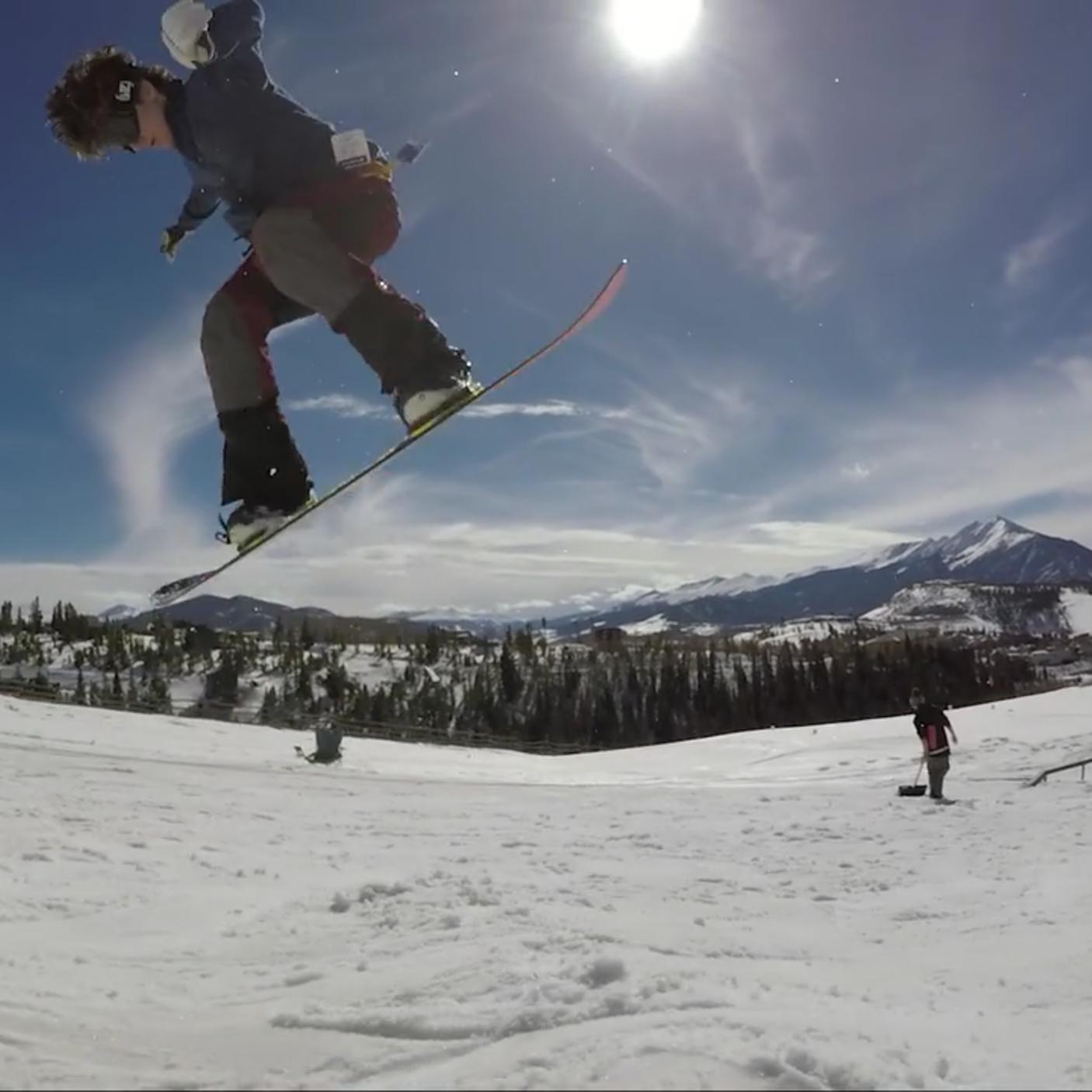 REDu0027S BACKYARD WITH THE CSU SNOWBOARD TEAM U2014 Snowboard Colorado Magazine