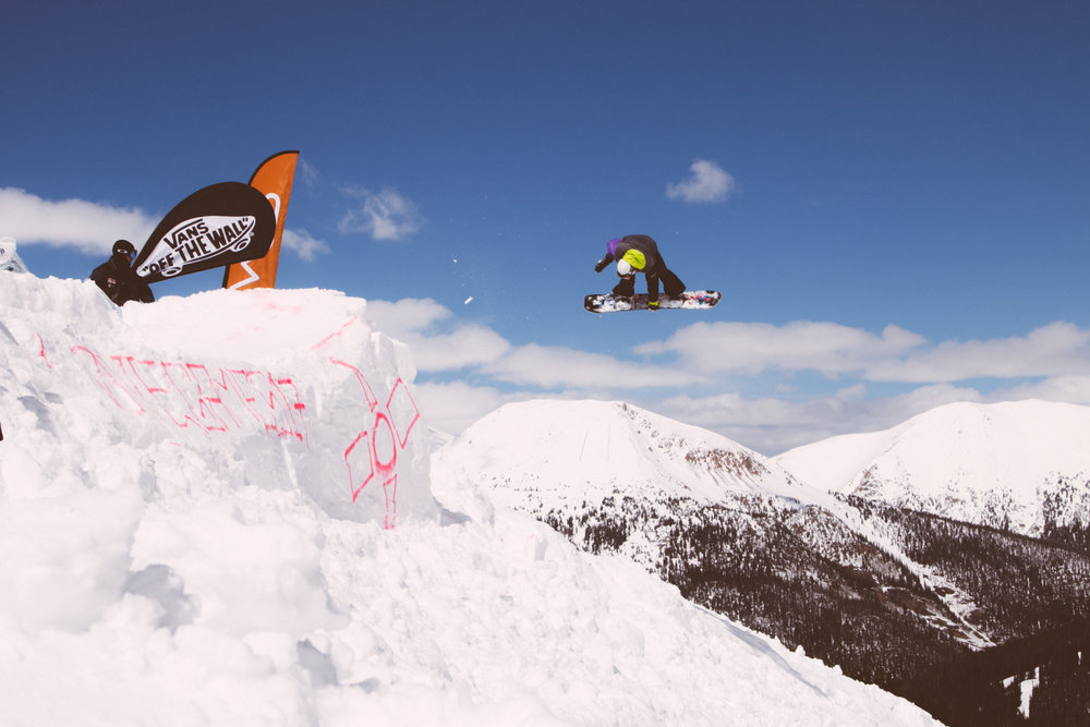 Seth Hill throwing down as he always does | P: Bryan Cordero