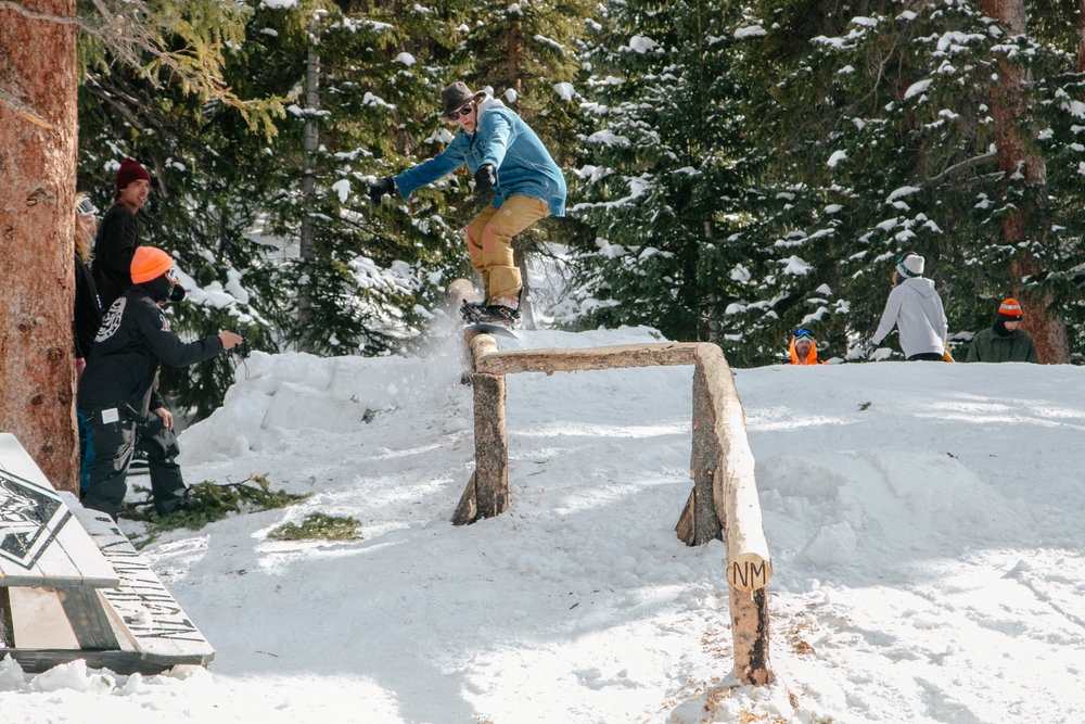 The Z down flat down was a fun one but caused a lot of carnage | P: Bryan Cordero