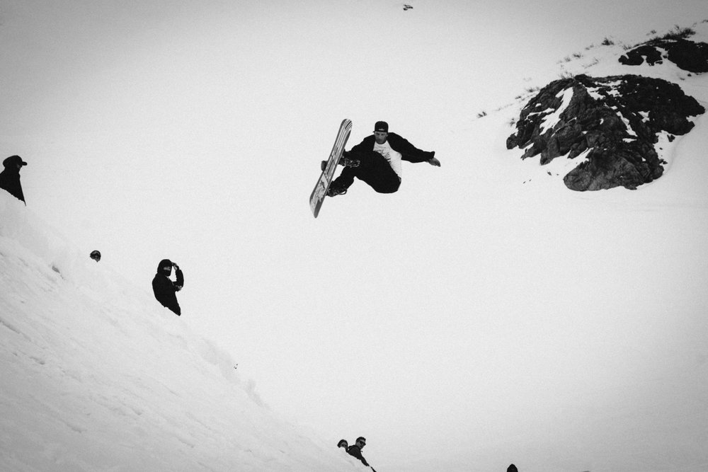 Casey Savage with that hang time | P: Bryan Cordero