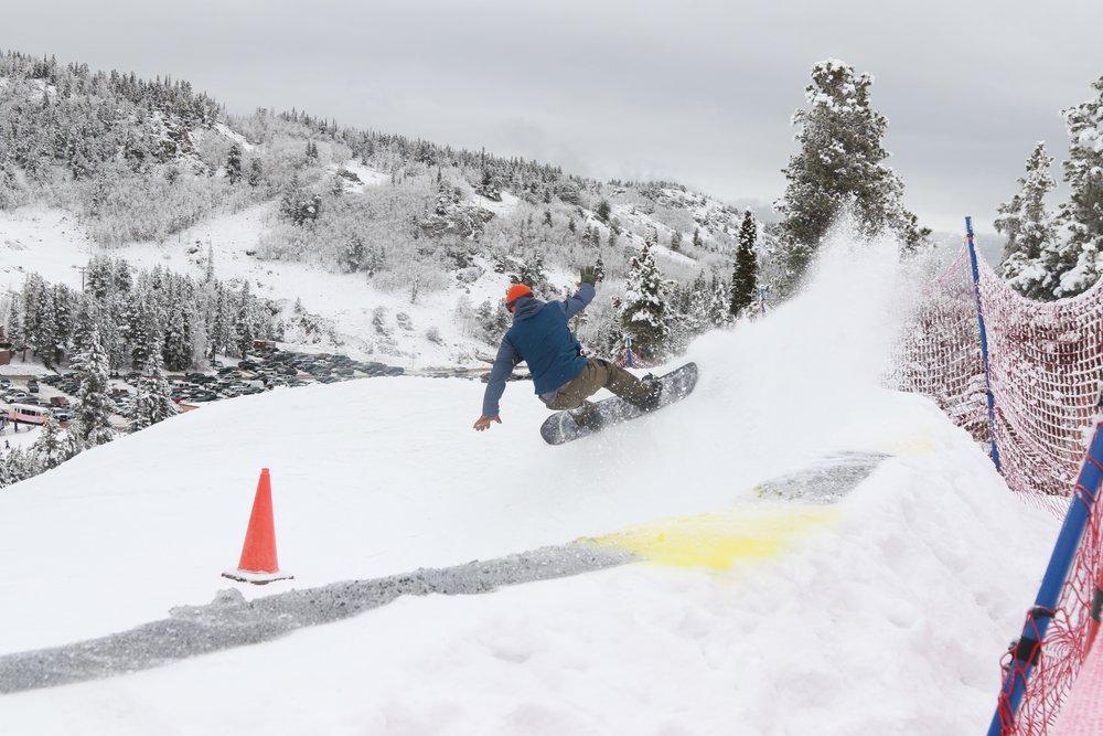 P: Kristin Dwyer | Eldora Mountain Resort