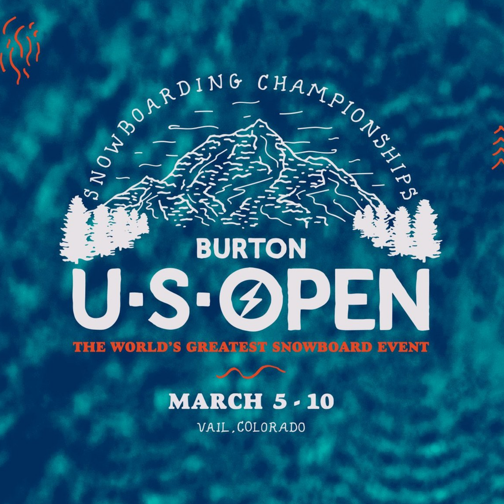 BURTON US OPEN 2018   March 5-10, 2017   Vail Resort