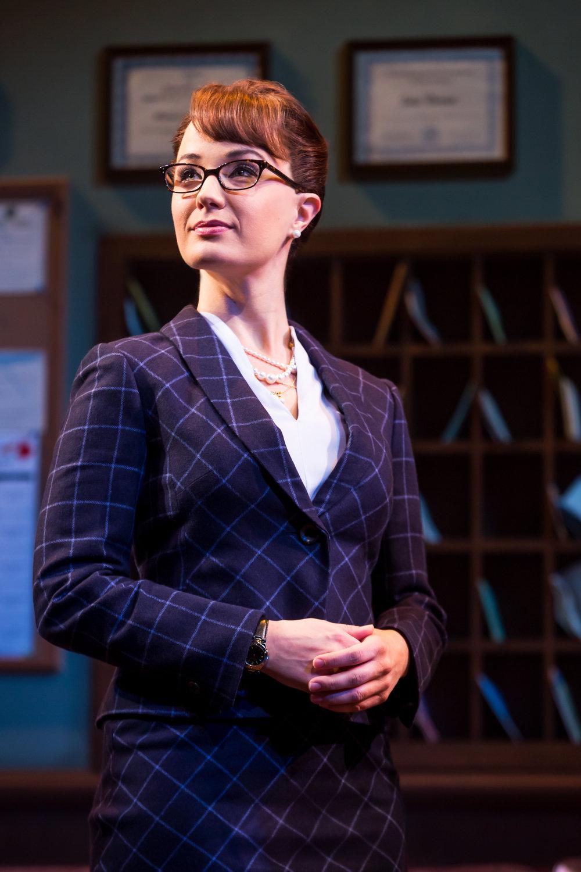 Sierra Bogess as Principal Rosalie Mullins