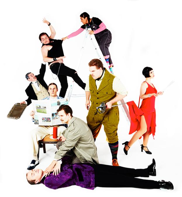 The Mischief Theatre company