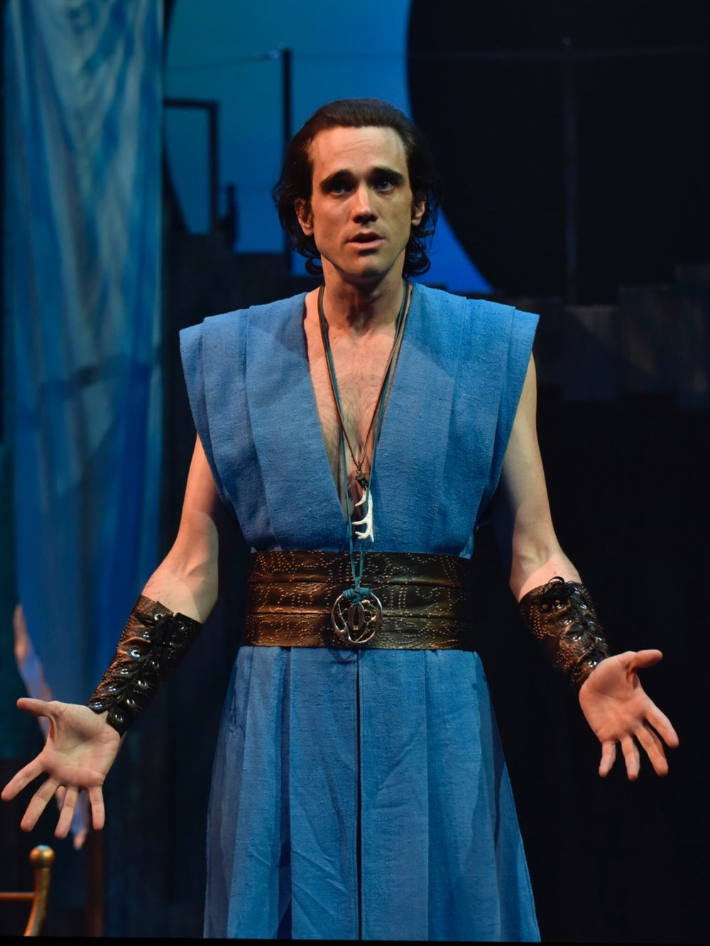 John Keller as Pericles