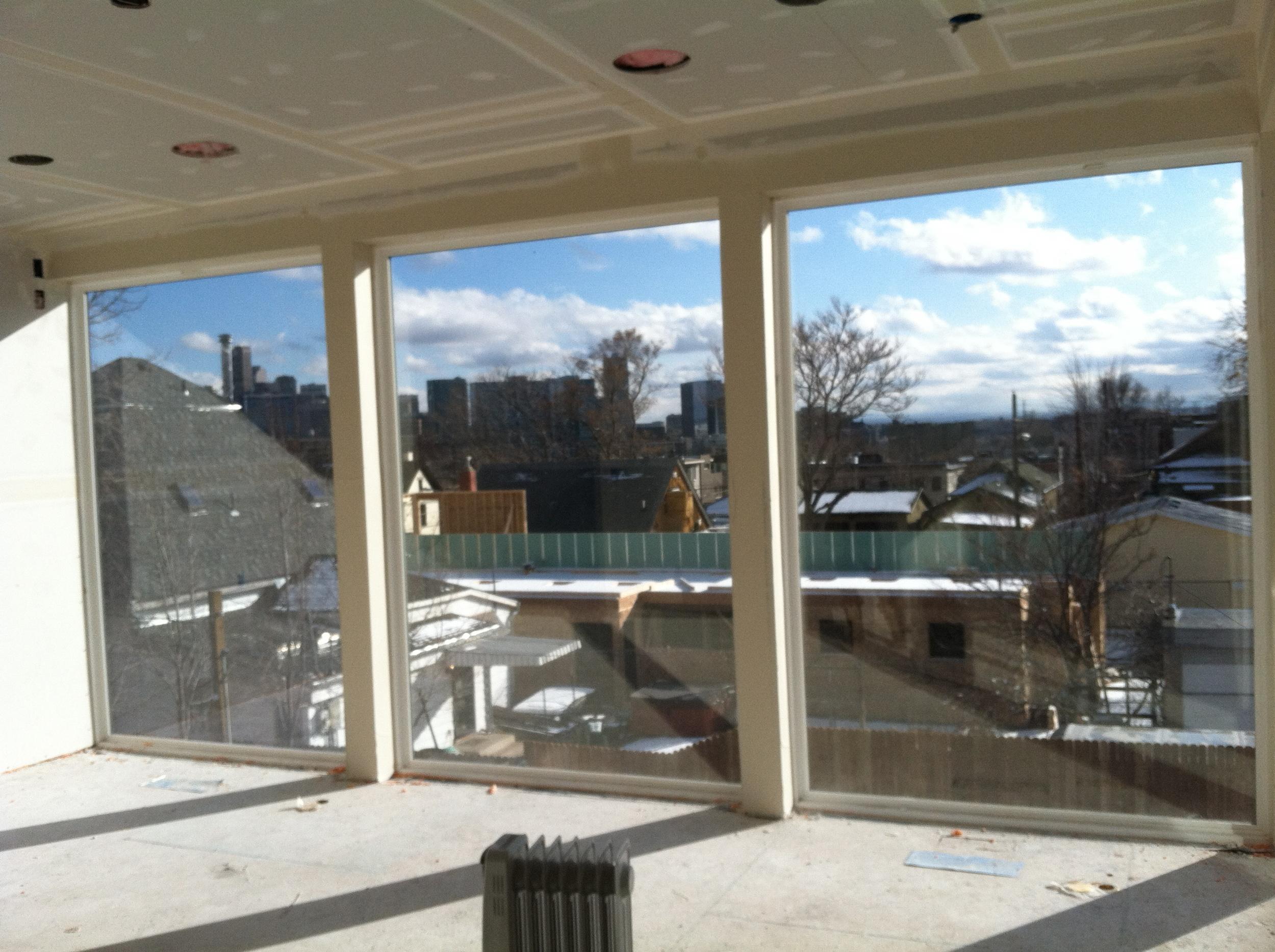 Modern Build, Pure Powder — Elizabeth Bolognino Interiors