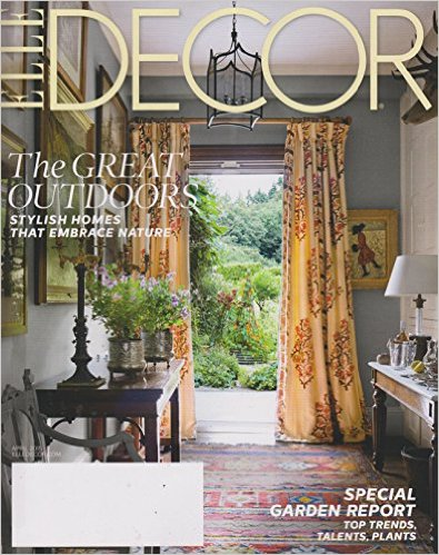 ELLE Decor April 2015