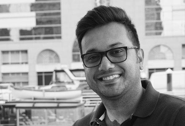 Dr. Naushad Uzzaman, CTO of SocialTrendly