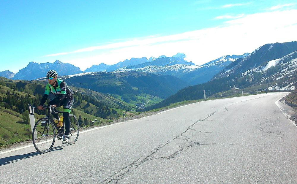 Econix-CR edzőtábor    A csodálatos Dolomitokban