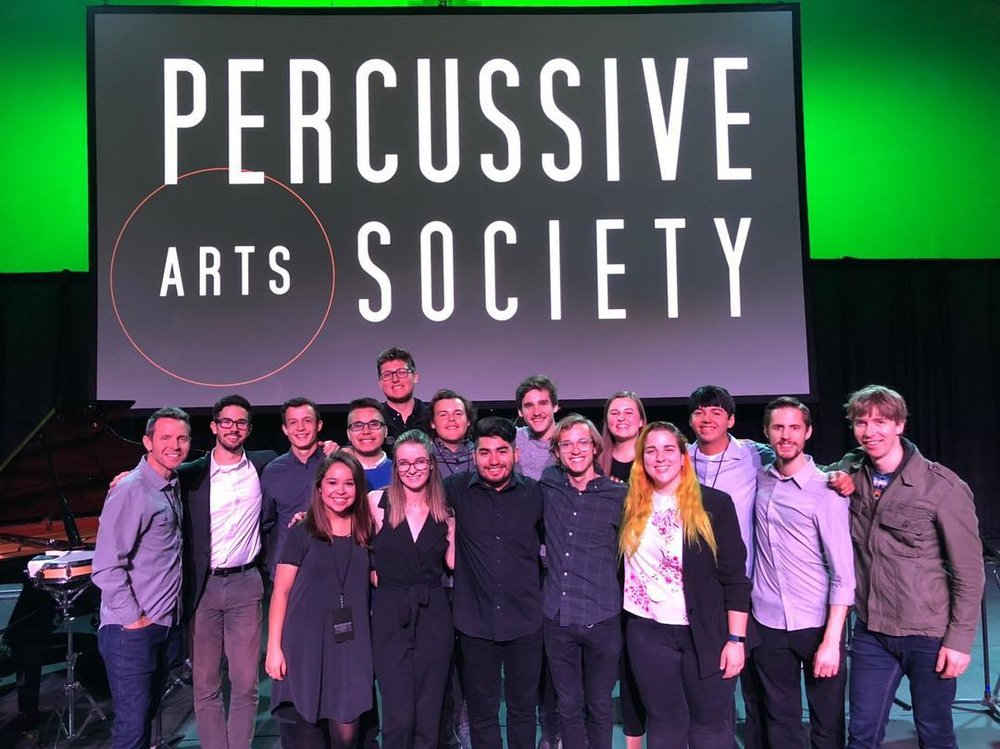 Chris and Todd with the BPG at PASIC 2018.