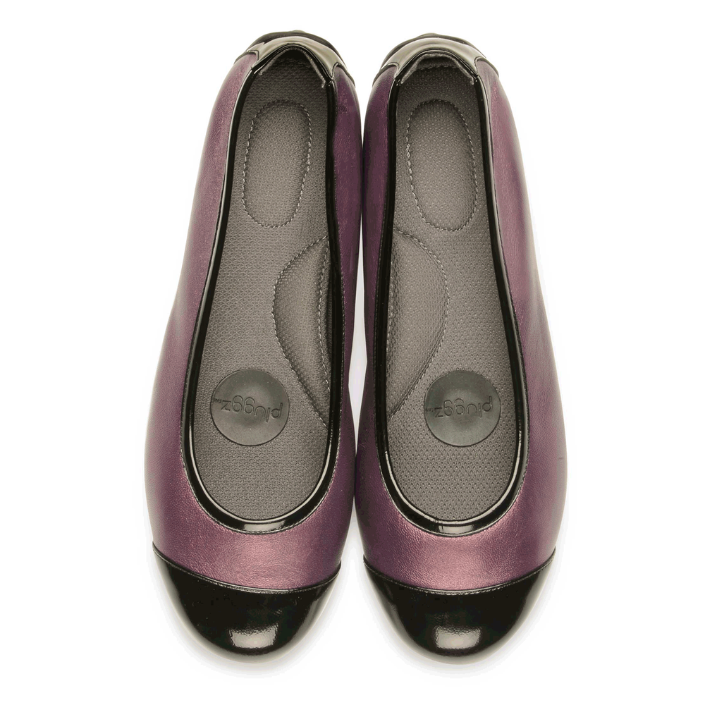 Pluggz Grounding | Earthing Shoes - Ballet Style Flats