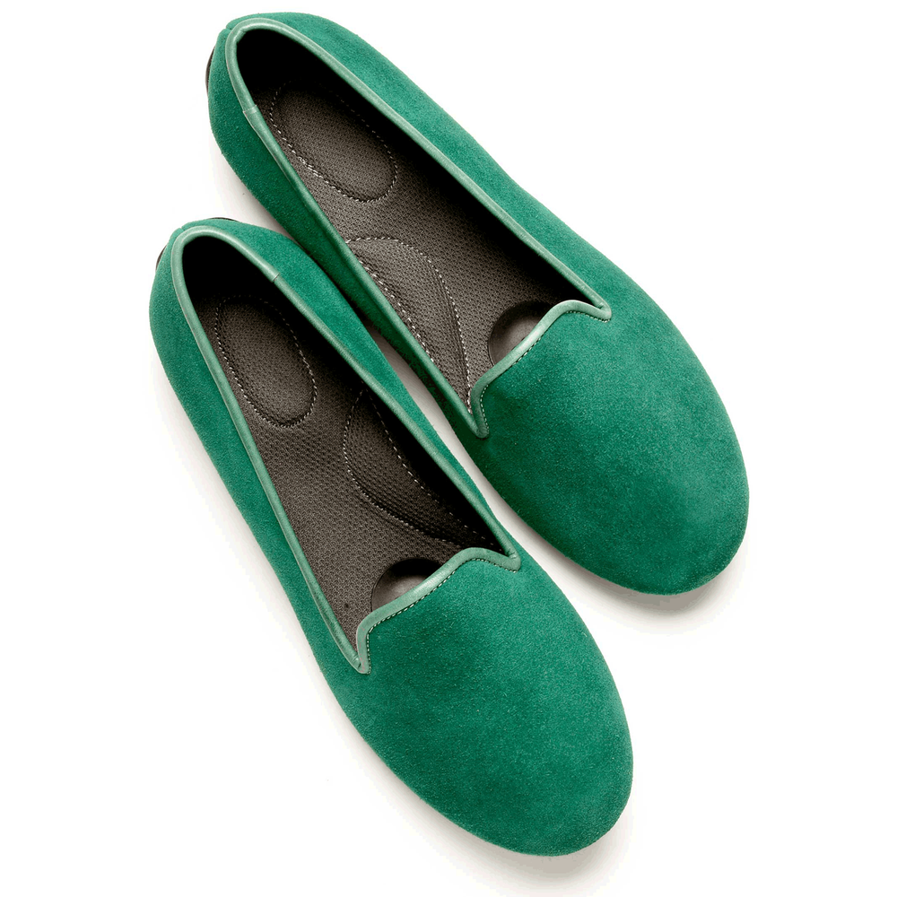 Pluggz Grounding | Earthing Shoes - Suede Loafers
