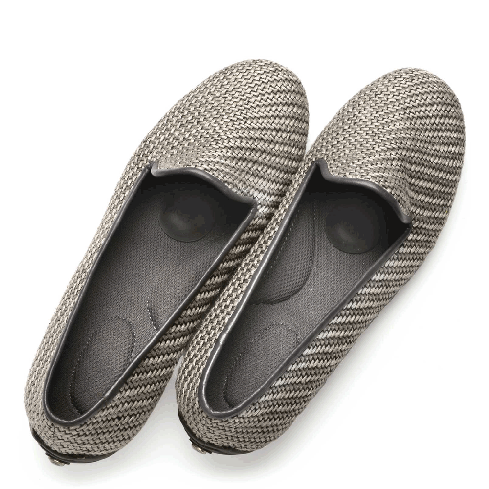 Pluggz Grounding | Earthing Shoes - Woven Loafers