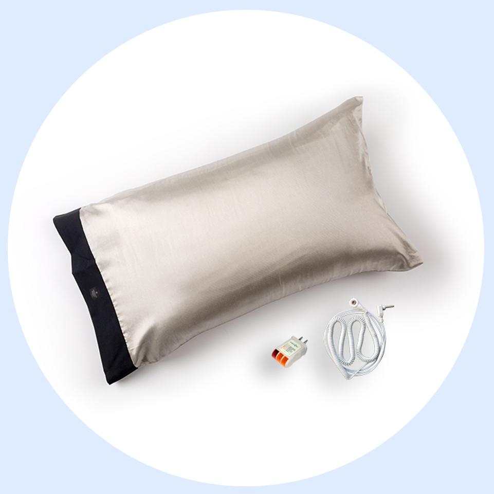 Grounded Beauty Pillow