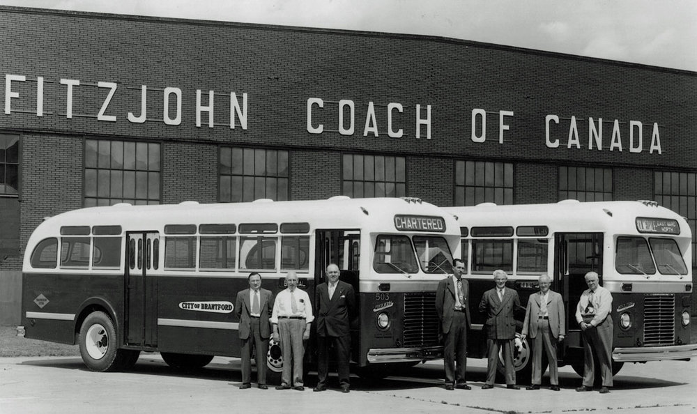 99de213e26 FitzJohn Coach of Canada In 1949