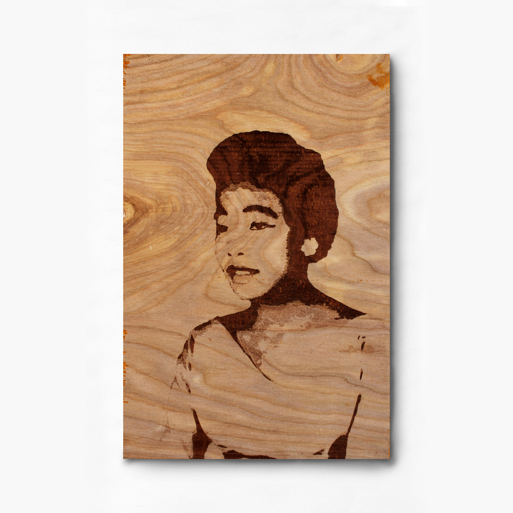 Wooden Portraits