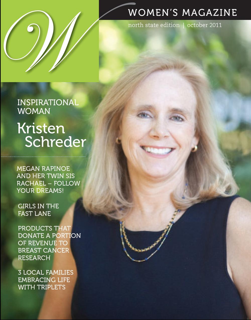 Women's Magazine October 2011