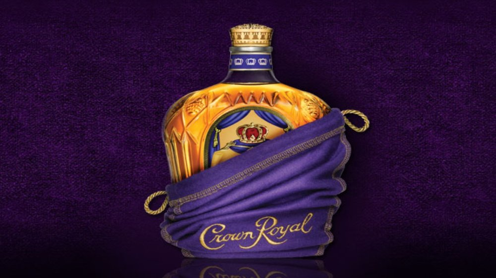 Crown Royal - Canadian  $49.99