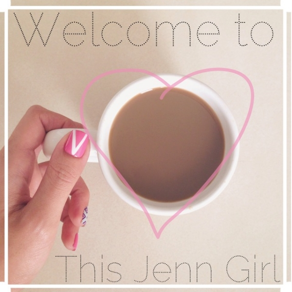 Welcome to This Jenn Girl_Title