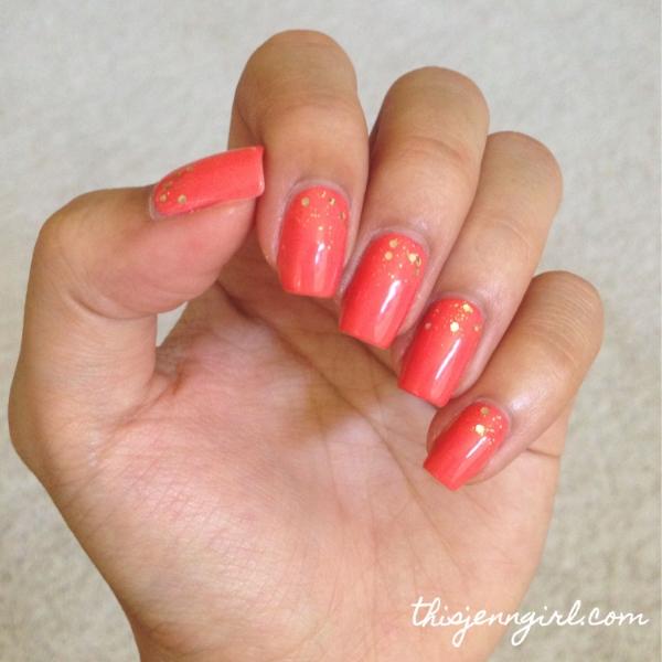 Orange & Gold 2