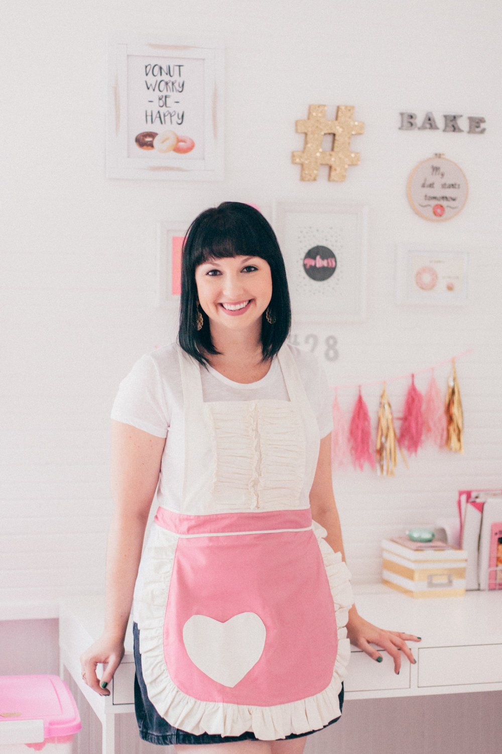 Jen Jacobs, owner of Wandering Whisk Bakeshop