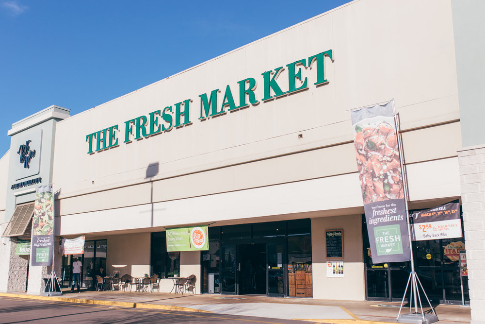 The Fresh Market - Flavors of Italy 1