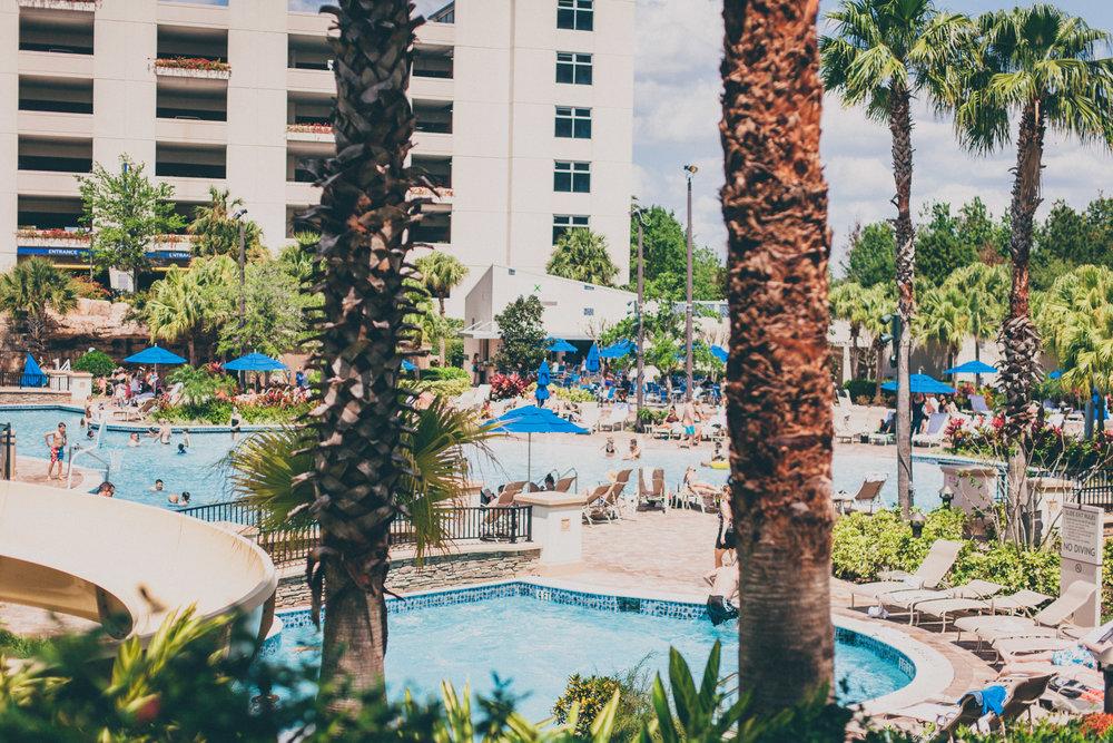 This Jenn Girl - Hyatt Regency Orlando 11