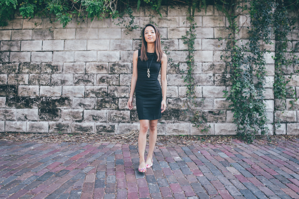 This Jenn Girl - Tampa Blogger - Junior League of St. Pete - Little Black Dress Initiative 4