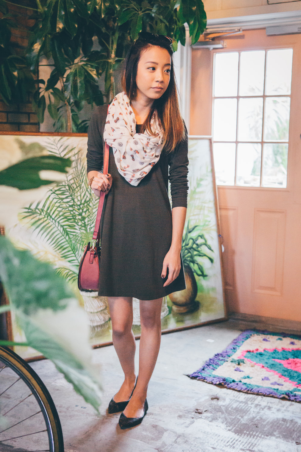 This Jenn Girl - Tampa Blogger - French Sole NY 1
