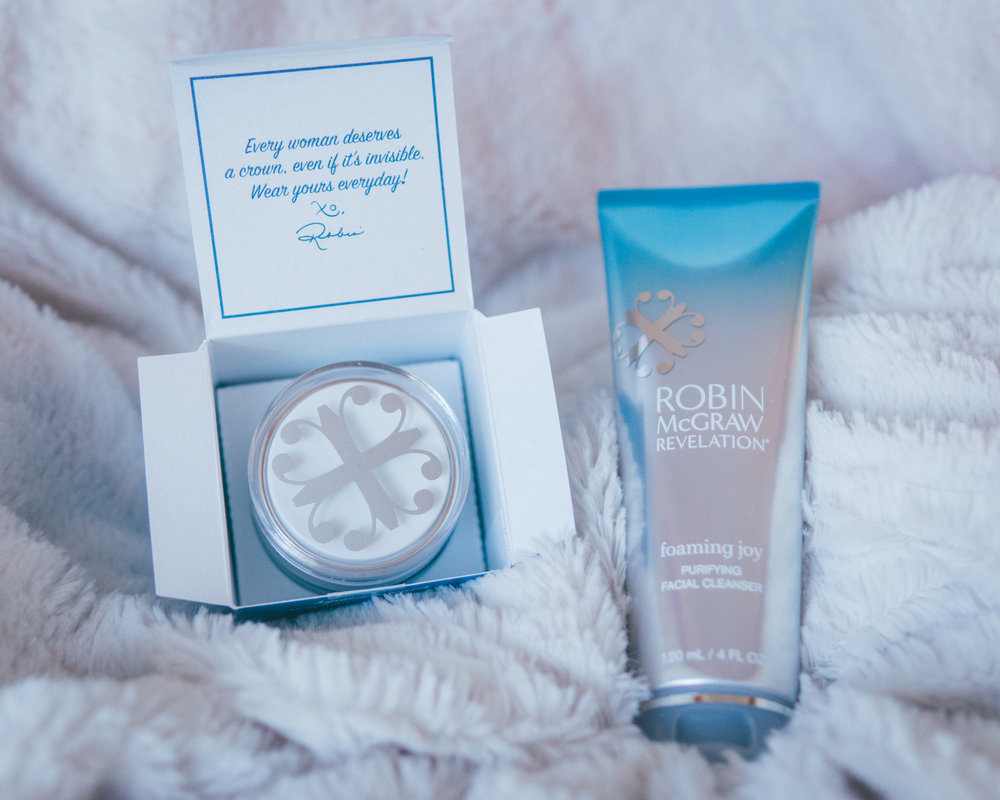 Robin McGraw Revelation - Foaming Joy Facial Cleanser