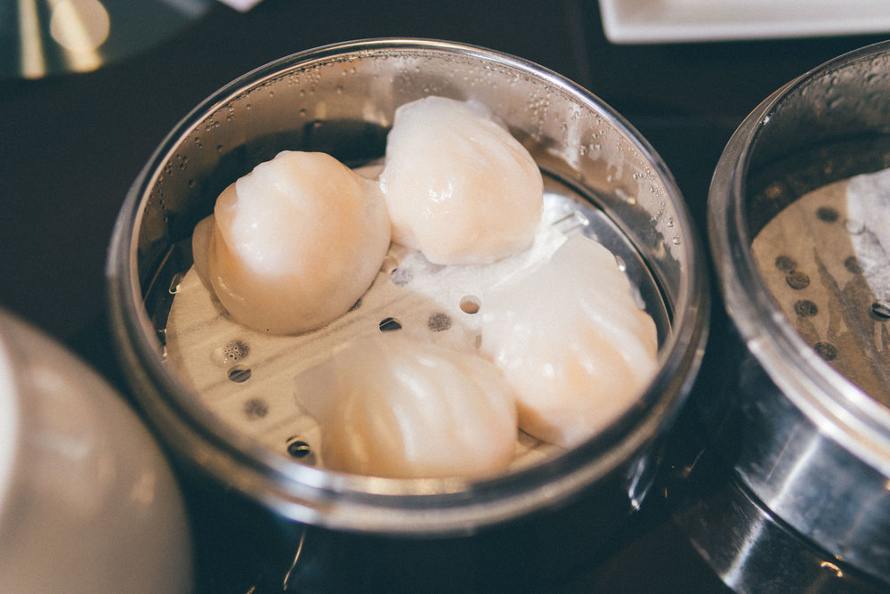 Steamed Shrimp Dumplings (Har Gow)