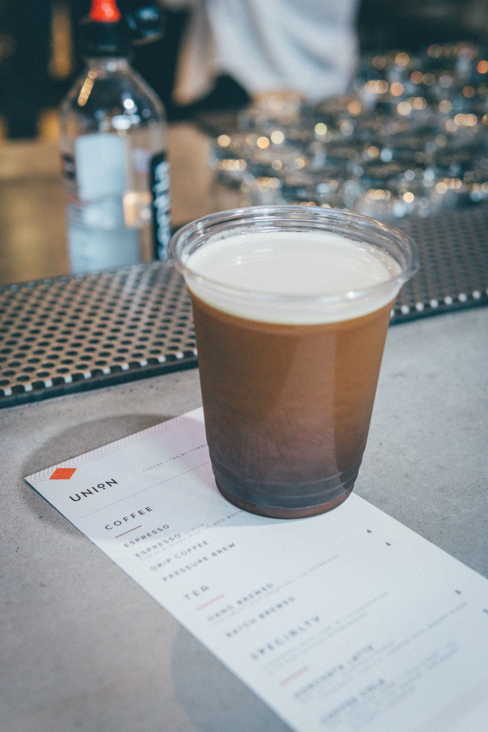 Pressure Brew from Union by Commune + Co. at Heights Public Market