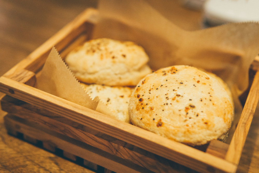 House-Made Biscuits -