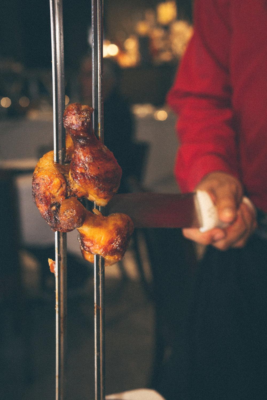 Brandy & Beer Marinated Chicken