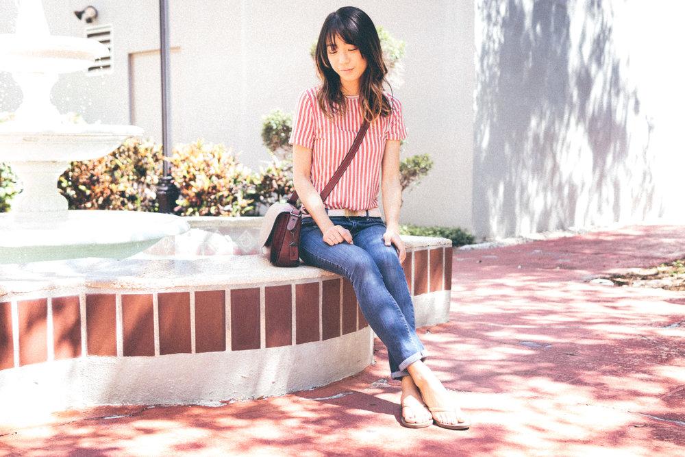 This Jenn Girl - Tampa Blogger - Mission Belt 1
