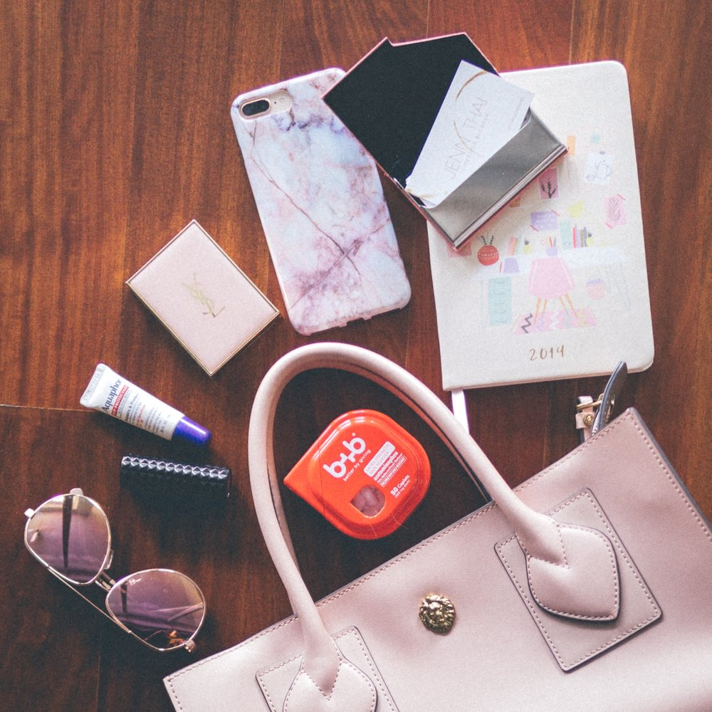 This Jenn Girl - Tampa Blogger - What's In My Bag