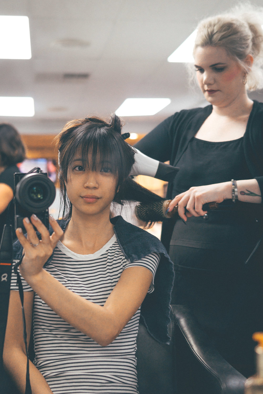 This Jenn Girl - Tampa Blogger - Salon Inga Calligraphy Cut 8