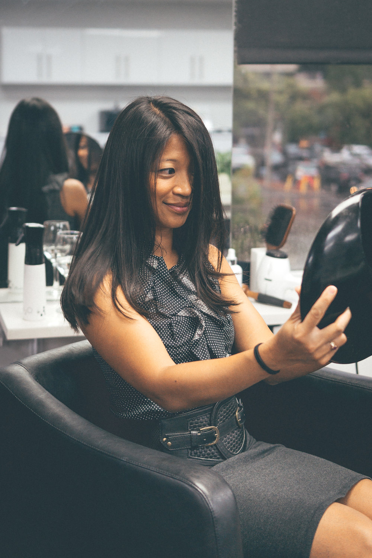 This Jenn Girl - Tampa Blogger - Salon Inga Calligraphy Cut 10