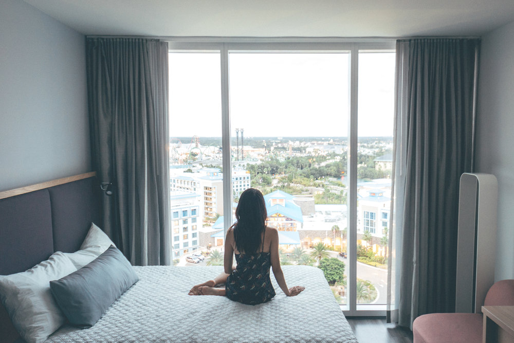 This Jenn Girl - Tampa Travel Blogger - Universal's Aventura Hotel 3