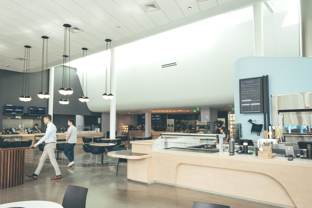 Urban Pantry, a food hall at Universal's Aventura Hotel