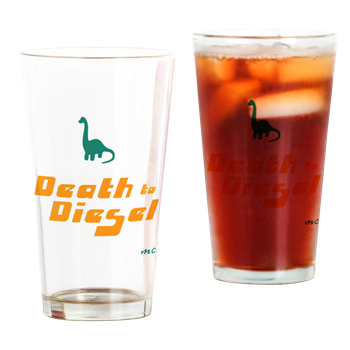 Death to Diesel Glass                          $11.99