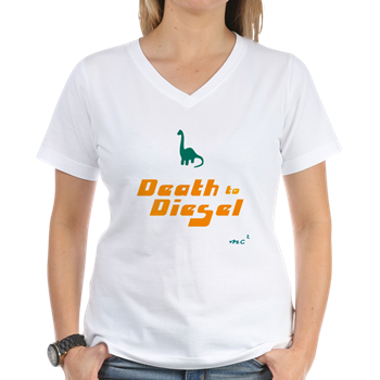 Death to Diesel V-Neck                       $16.99
