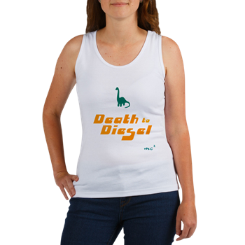 Death to Diesel Tank Top (White)        $16.99