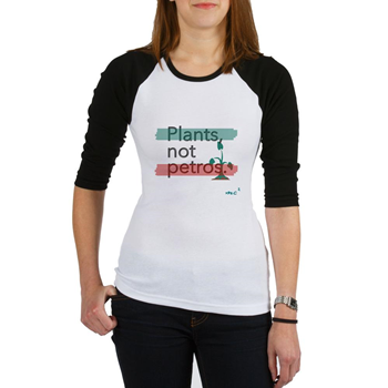 Plants Not Petros Baseball Jersey      $18.99
