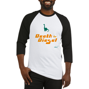 Death to Diesel Baseball Jersey         $18.99