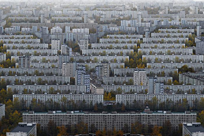 BRIC III - Yugo-Zapadniy Okryg, Moscow (2008)
