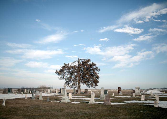 Bethel Cemetery, Logan IA