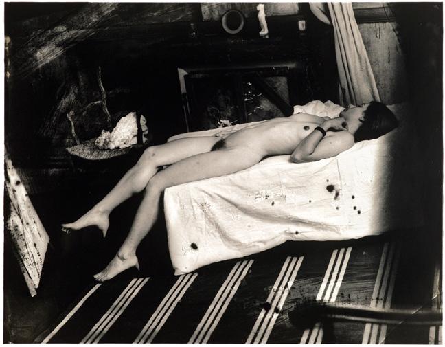 Negre's Fetishist, Paris, 1990