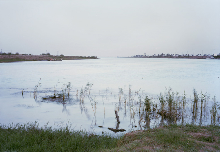 Shatt Al Arab at Al Querna (Where The Tigres meets The Euphrates and enter the Persian Gulf)