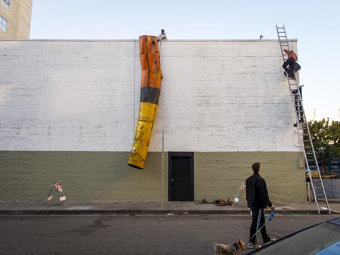 Tandang Sora Street. San Francisco, CA.